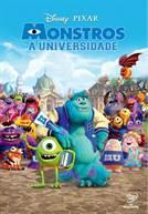 Monstros: A Universidade (V.P.) (em HD)