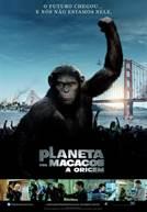 Planeta dos Macacos: A Origem (em HD)