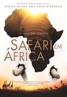 Safari em África (em HD)