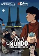 Abril e o Mundo Extraordinário