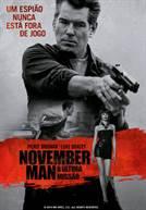 The November Man - A Última Missão (em HD)