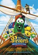 Os Vegetais - Os Piratas Que Não Fazem Nada (V.O.) (em HD)