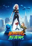 Monstros Vs. Aliens (V.P.) (em HD)