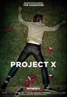 Projeto X - Fora de Controlo